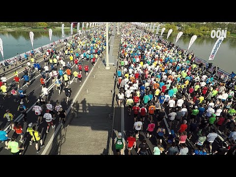 Das war der Linz-Marathon 2018