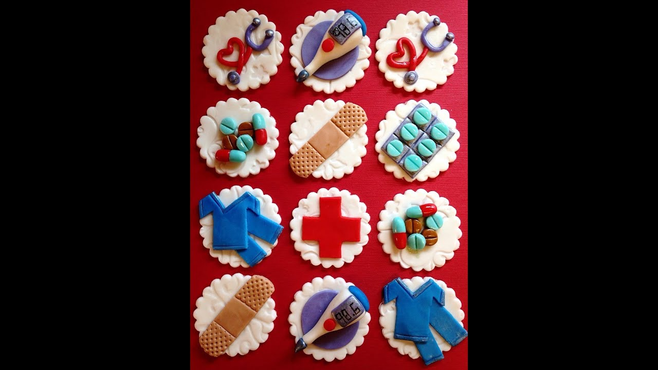 Welcome Home From Hospital Cupcakes Design Ideas - YouTube