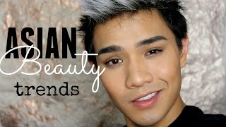 Mens Makeup Routine | Western Beauty Trends VS. Korean