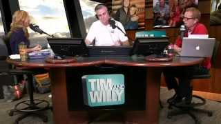 RED MOUNTAIN WEIGHT LOSS - Tim and Willy Show 6-5-2014