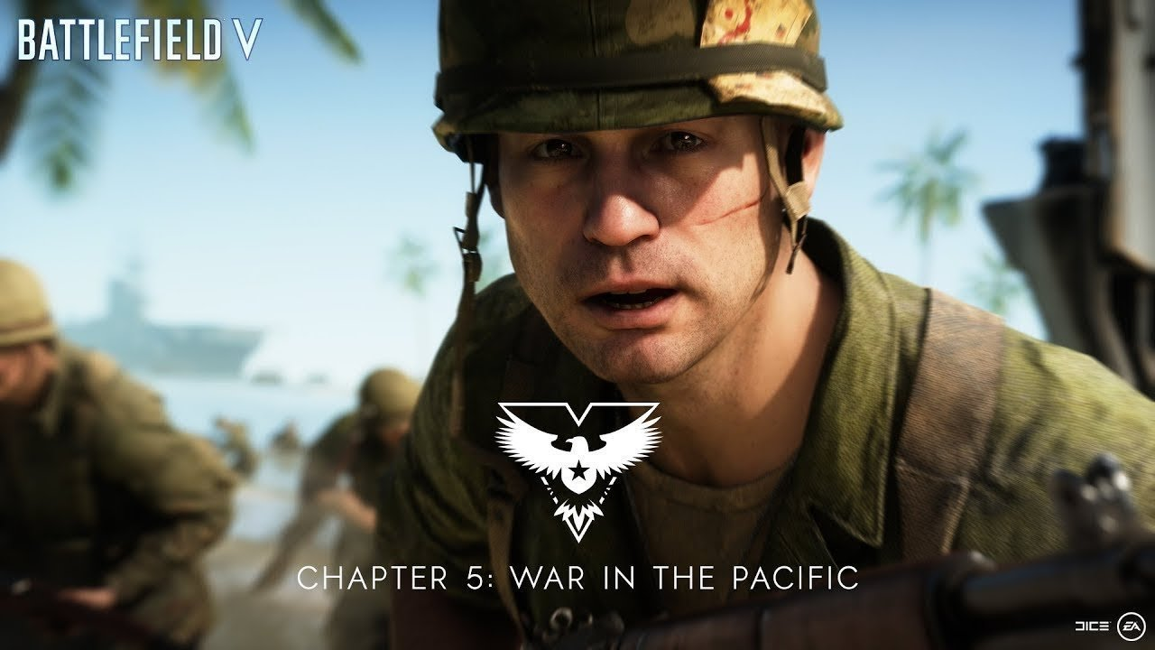 Battlefield 5 - War in the Pacific Trailer | Official Xbox Game (2019) 4K HD