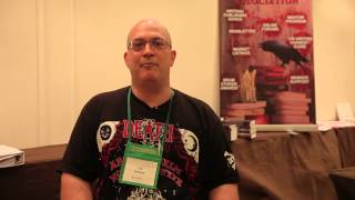 HWA 2013 - JG Faherty Interview
