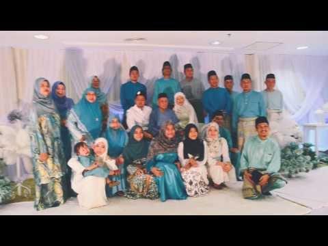 Majlis Pernikahan Shafiq & Sarah