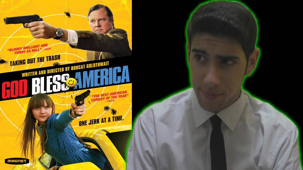 "Review/Crítica ""God Bless America"" (2011)"