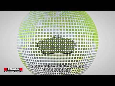 plaquettes de frein ferodo eco friction disponibles sur youtube. Black Bedroom Furniture Sets. Home Design Ideas