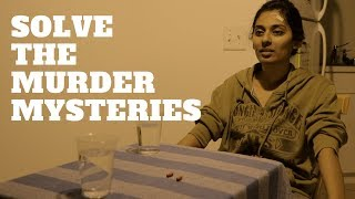 Solve The Murder Mystery | Episode 1 | FreakyBHU | Murder Riddles for you to solve