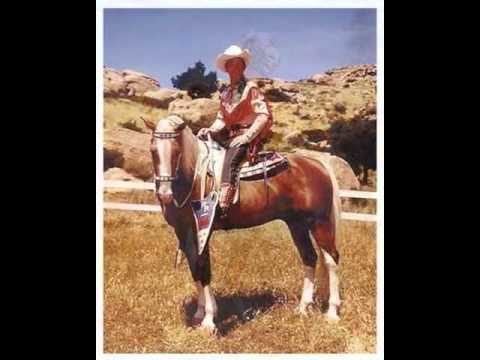 cowboy Roy Rogers THE DAY THAT TRIGGER DIED  www.leightonbwatts.com