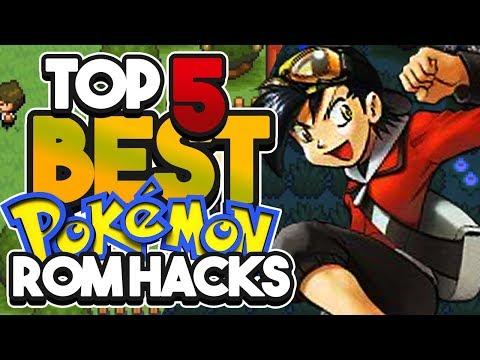 Top 5 Best Pokemon GBA Rom Hacks 2019