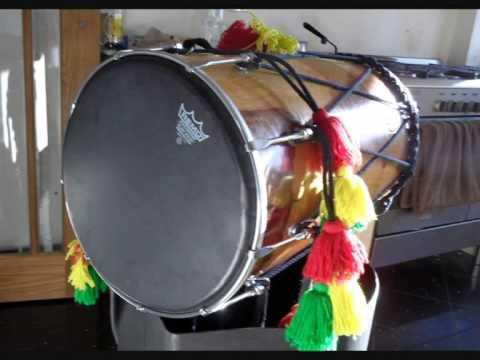 Dhol dark and handsome (TDF LIVE JAM) - The Dhol Foundation
