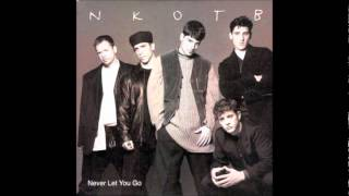 "New Kids On The Block (NKOTB) - ""Never Let You Go (Radio Edit)"" (1994)"