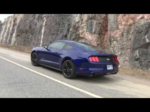 2015 Ford Mustang EcoBoost Test Drive