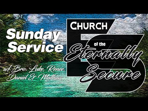 CES Sunday Service Episode 111 (February 16th, 2020)
