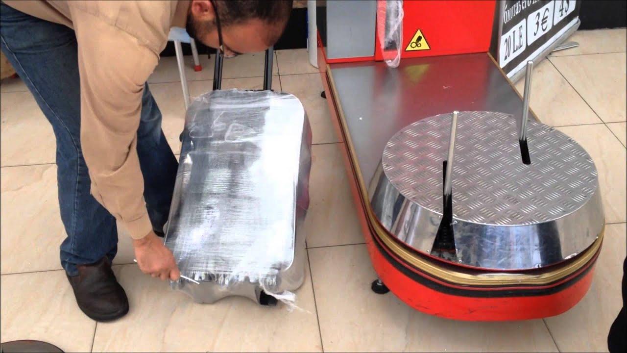 Пакуют ли чемоданы в аэропорту краснодара рюкзаки swiss интернет магазин