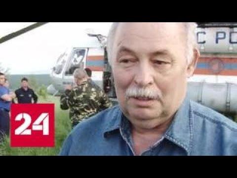 На фоне паводка в Иркутской области разразился скандал с главой Нижнеудинского района - Россия 24