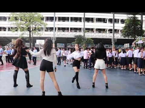 [190718] BLACKPINK – SO HOT (Cover Dance) @SKN นิทรรศการแนะแนวการศึกษาต่อ