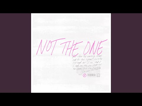 """WhoHurtYou Release New Song """"Not The One"""""""