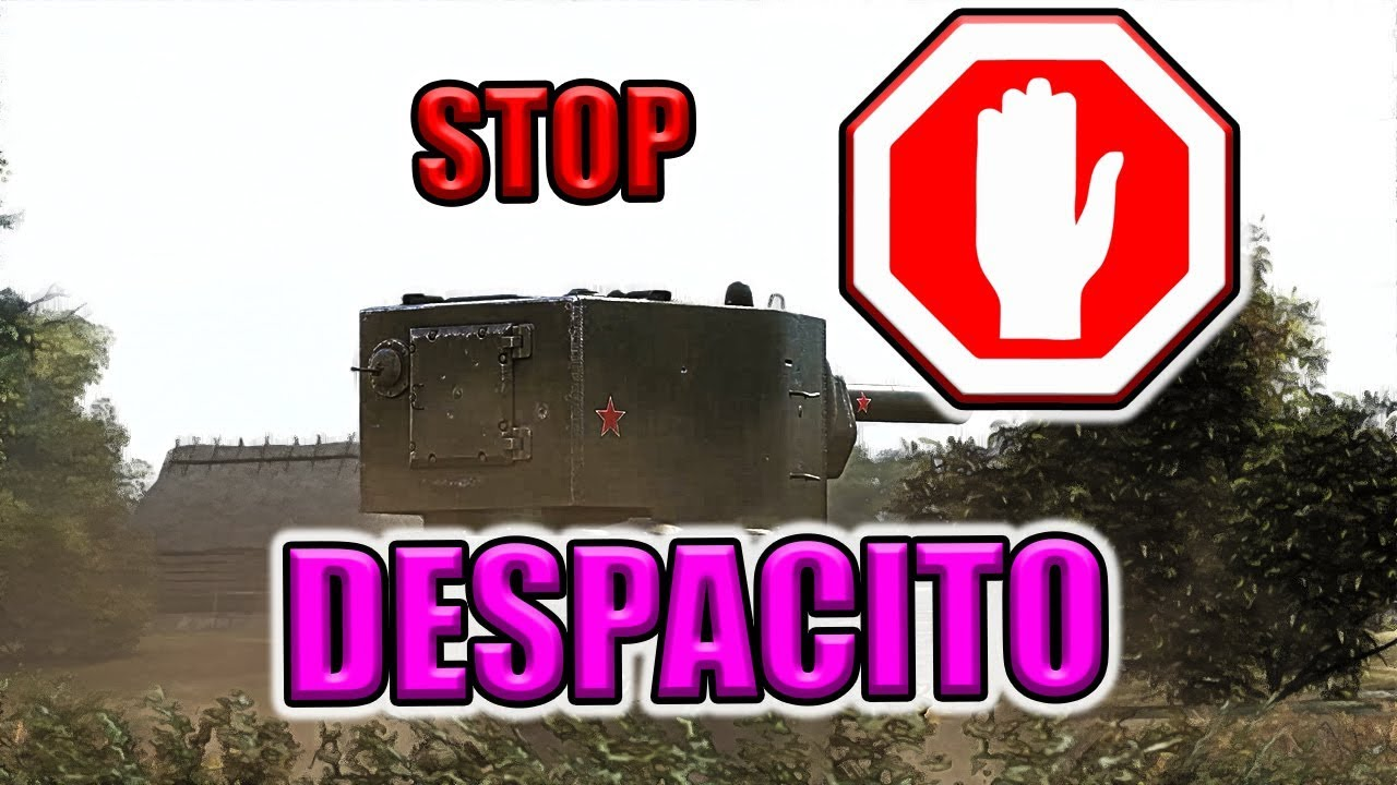 """STOP DESPACITO"" World of Tanks – Epic wins and fails [Episode 86 REUPLOAD]"