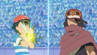 Pokémon Battle USUM: Alola Ash Vs Dia (Rumor Red Alola)