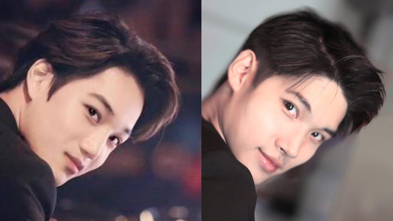 korean make up exo kai kpop youtube