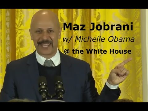 Maz Jobrani - Persian New Year and Michelle Obama