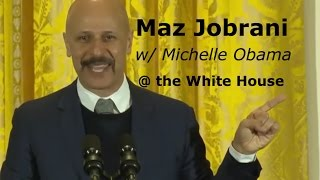 Maz Jobrani - Persian New Year & Michelle Obama