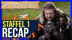 Game of Thrones Staffel 1 ♦ Zusammenfassung / Recap ❄🔥