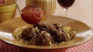 How to Make Amazing Meatballs