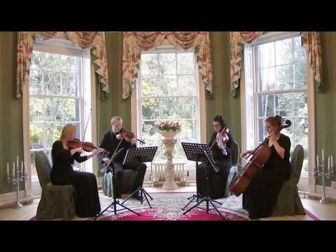 Super Trouper (ABBA) Wedding String Quartet