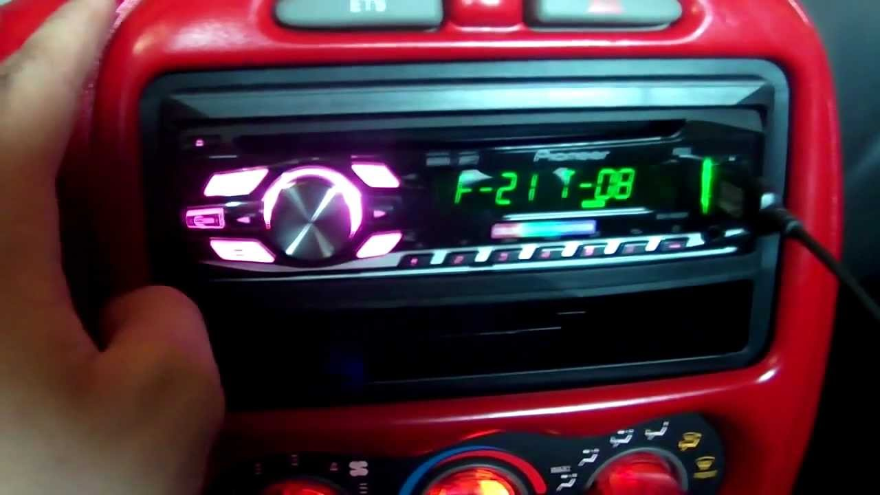 Aftermarket Radio Install in Pontiac Grand Am (Pioneer DEH
