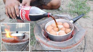 ไข่ต้มน้ำโค้ก!!! จะกินได้หรือไม่ได้ ?? | CLASSIC NU