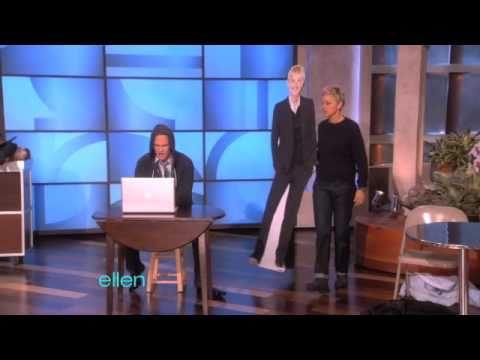 Ellen and Neil Patrick Harris Reenact the Greats!