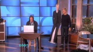 Ellen and Neil Patrick Harris Reenact the Greats!