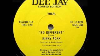 kinky foxx-so different