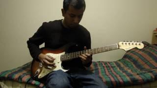 Vaseegara/Zara Zara - Minnale [guitar instrumental]