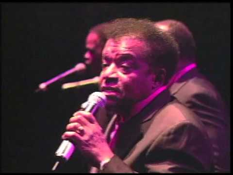 LITTLE ANTHONY  & The IMPERIALS  I'm on the Outside (looking in)  2004 Live