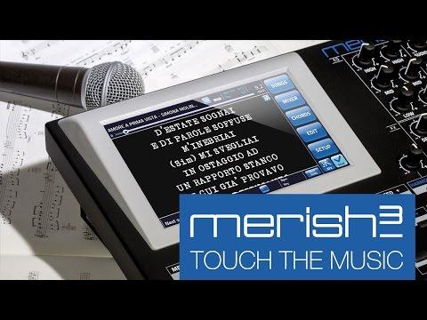 Merish 3 the Midi and Mp3 Player