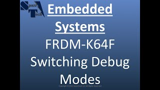 FRDM K64F - switching between mbed and openSDA debug modes