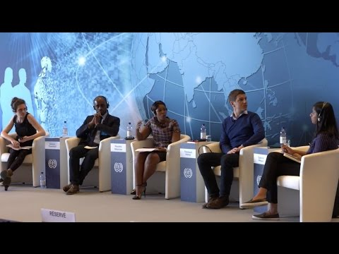 A Global Dialogue on future of work: The youth perspective