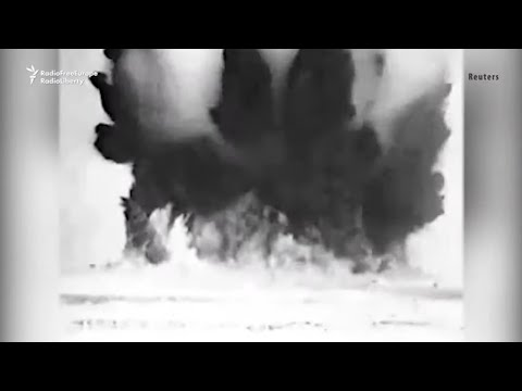 The Lethal Legacy Of Soviet Nuclear Bomb Tests In Kazakhstan