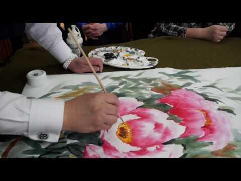 MASTER CLASS OF KOREAN ORIENTAL PAINTINGS -Full film: Film  by Santhi Jayasekera