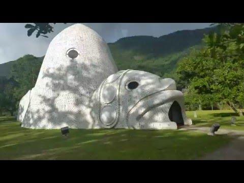 Museo El Cemi de los Indios Tainos en Jayuya,Puerto Rico