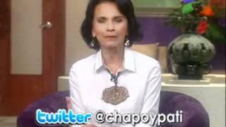 PATY CHAPOY INSULTA A INES GOMEZ MONT EN VIVO