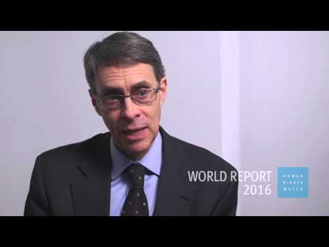 Human Rights Watch World Report 2016