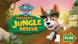 PAW Patrol Tracker's Jungle Rescue (Щенячий патруль: Миссия Тракера в джунглях)