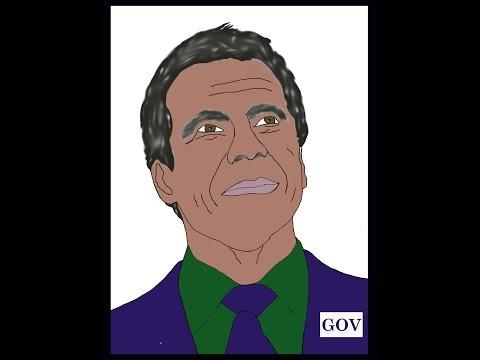 The Interrogation of Governor Cuomo