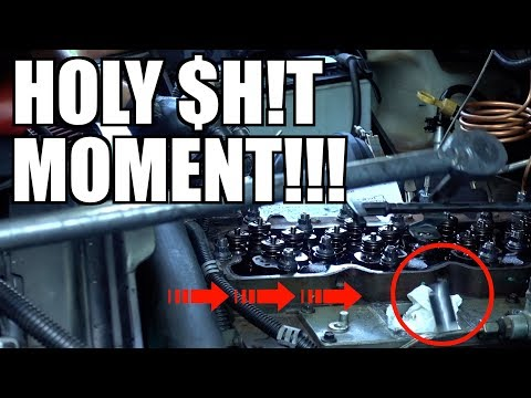 THE NO BOOST 24V 5.9 CUMMINS BUILD HAS A MASSIVE SCARE!!! JESSE IS NOW CRYING!!!