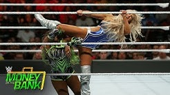 Naomi vs. Lana - SmackDown Women's Title Match: WWE Money in the Bank 2017 (WWE Network Exclusive)