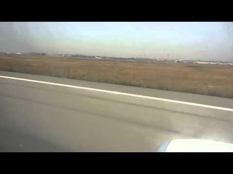 Landing At CMN, Casablanca, Morocco
