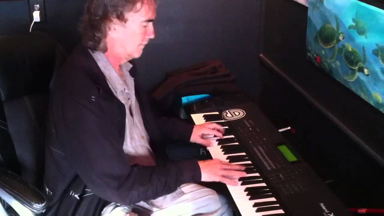 Johnny Argent music at Robert Thomas Art - YouTube