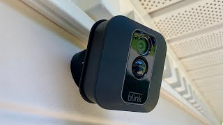 Blink XT2 Security Camera 4 Month Review | Weatherproof and Wireless